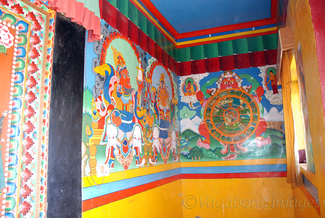 paintings and murals