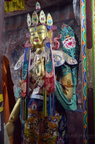 Thiksey Monastery13
