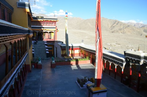 Thiksey Monastery5