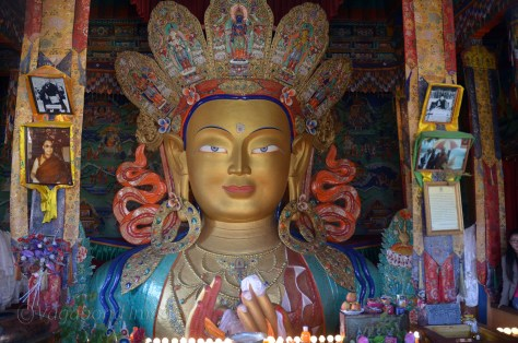 Thiksey Monastery22