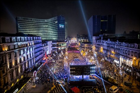 Brussels Party