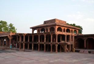 Madarsa building