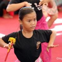 Creating young artists at Bali Art Centre