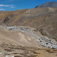 Pang : Thrill of being at highest transit camp in the world