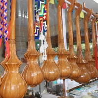 Tibetan wood carving : Craft for the Art