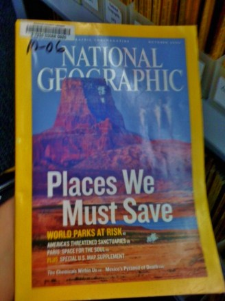 Cover of a 1996 issue