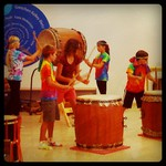 Kids Drums at Discovery Museum