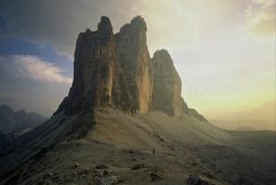 Italia-Dolomites-Tre Cimes