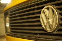 VW T3 Bulli Emblem