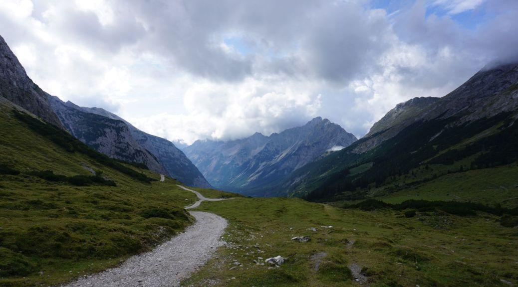 Alpenüberquerung München - Venedig
