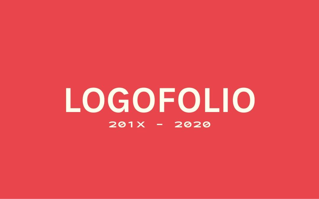 Logofolio 201X – 2020