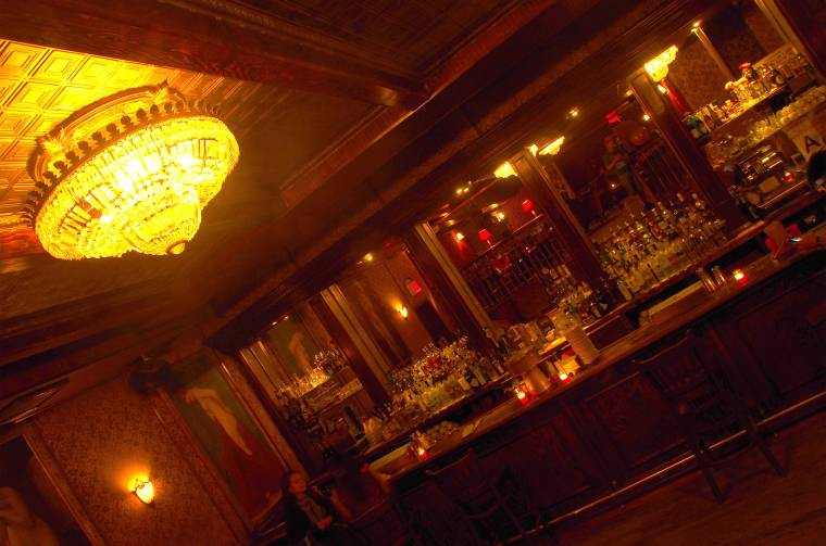 The Back Room - Speakeasy - New York