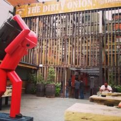 The Dirty Onion - Hill Street - Belfast