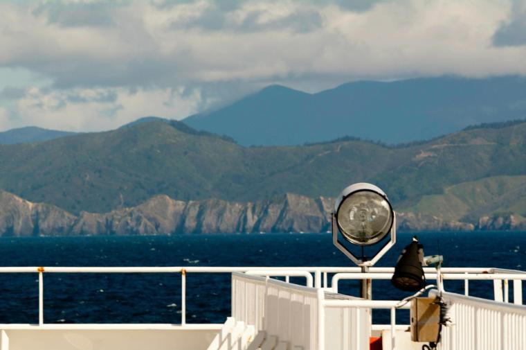 Interislander: el ferry entre las islas norte y sur de Nueva Zelanda