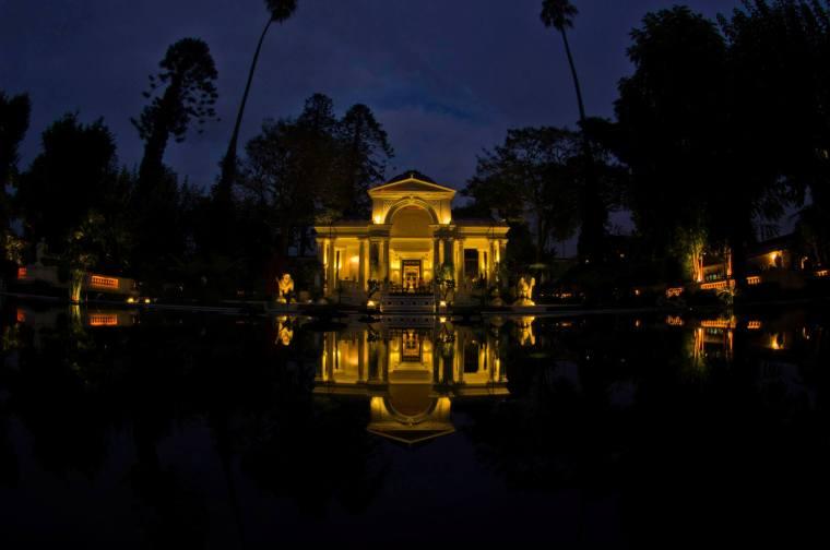 The Garden of Dreams en Katmandú, Nepal