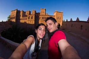 En la ruta de las Kashbas en Marruecos
