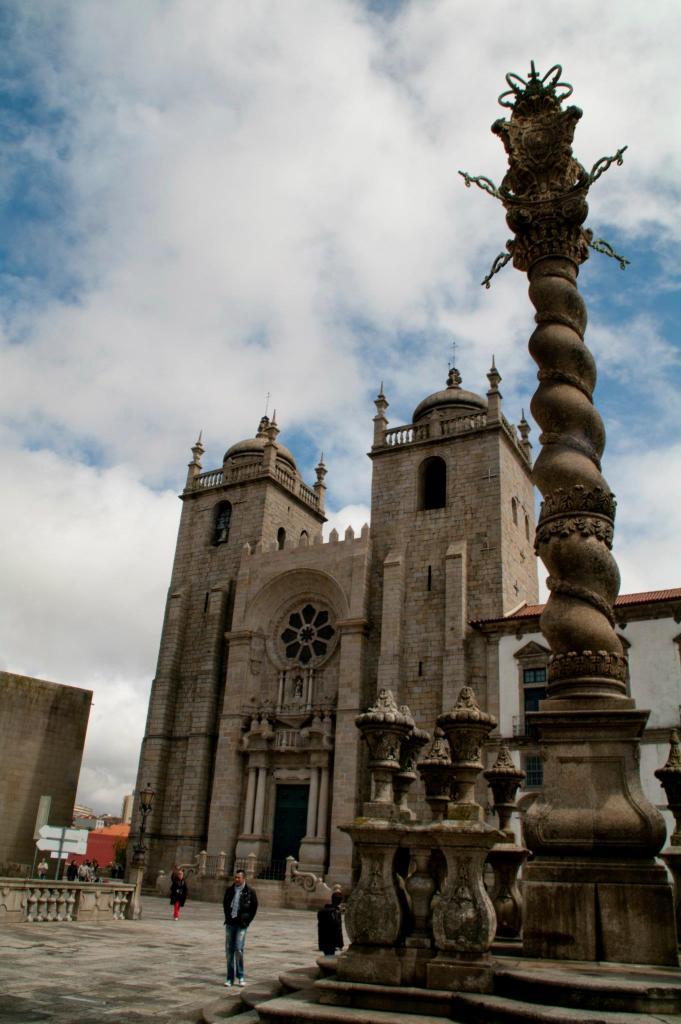 Catedral (Se) de Oporto