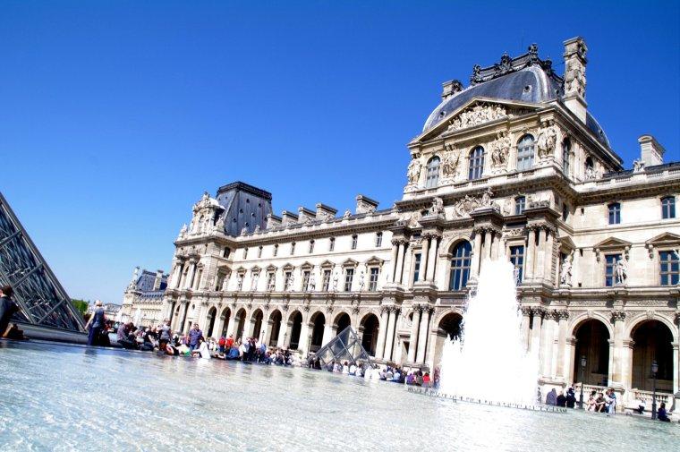 Museo de Louvre de París