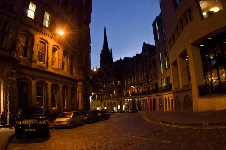 Victoria Street, calle de pubs nocturnos