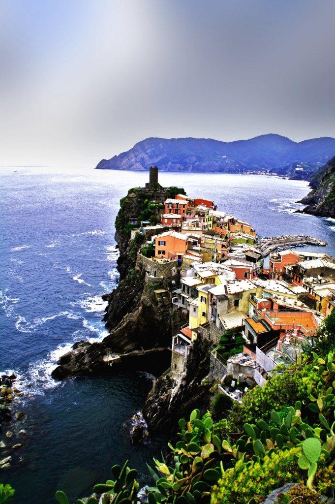 Vernazza, en Cinque Terre