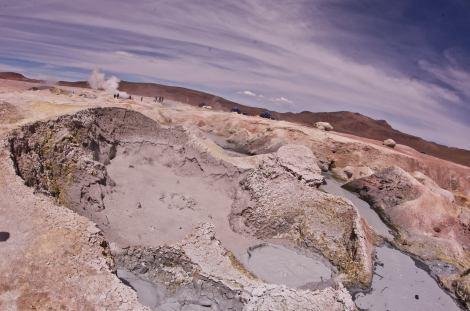 Sol de Mañana: géiseres y fumarolas (y olor a azufre) a 5.000 metros de altitud