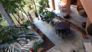 Hotel My Village en Tissa, Sri Lanka, zonas comunes