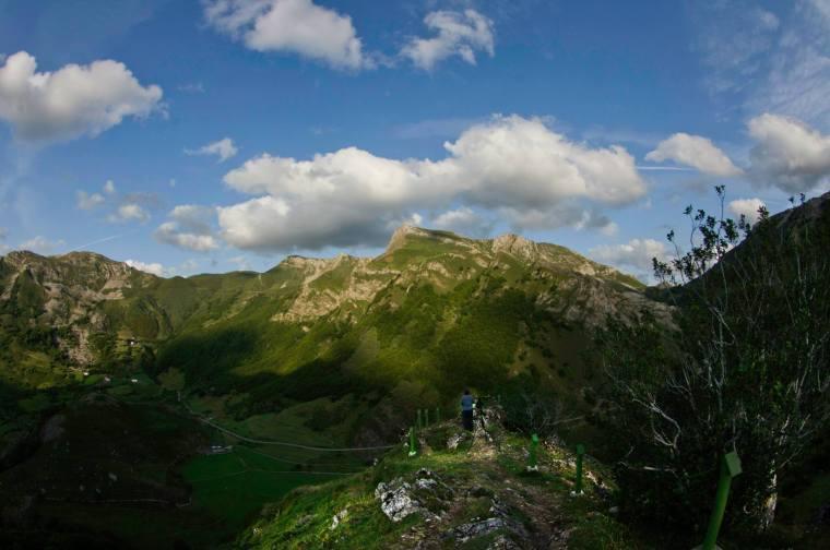 Las vistas del Parque de Somiedo desde el Mirador del Príncipe son espectaculares