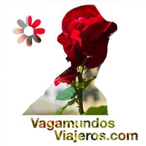 Nuevo logo de Vagamundos Viajeros, con aire a primavera