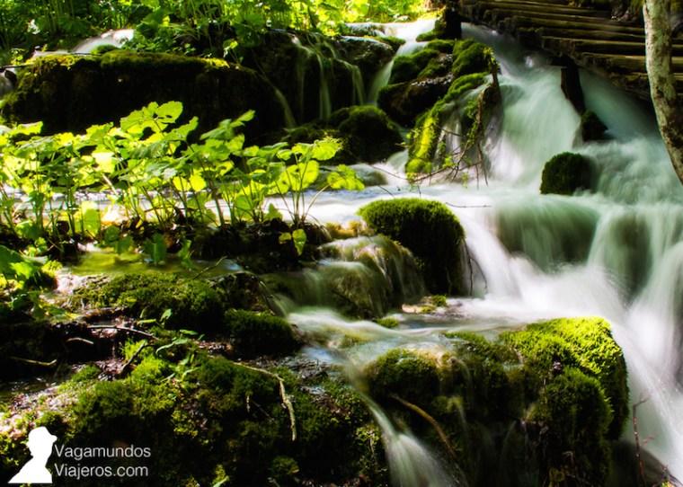 El parque de los lagos de Plitvice es un paraíso para los fotógrafos (sobre todo a primera hora sin turistas)