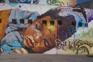 Graffitti en Sevilla