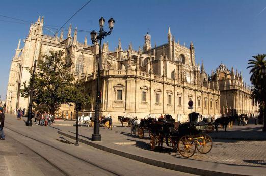 La Catedral de Sevilla, el templo gótico con mayor superficie del mundo