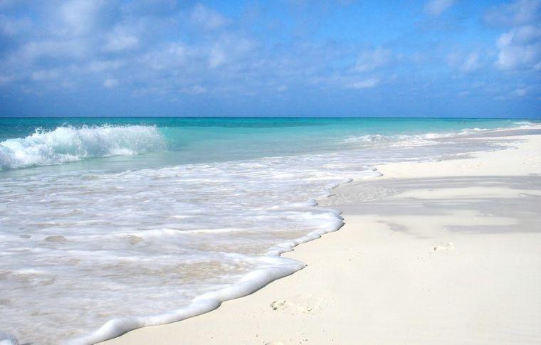 Las playas de Cuba son uno de sus mayores atractivos turísticos y sus fondos marinos son los mejores del Caribe para bucear