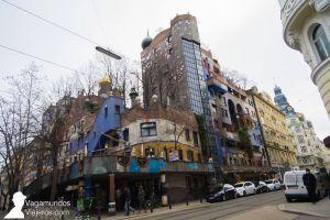 Edificio Hundertwasser en Viena