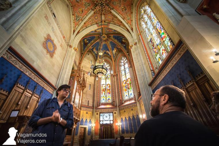 Free tour en Ginebra: Capilla de Macabeos en la Catedral de San Pedro