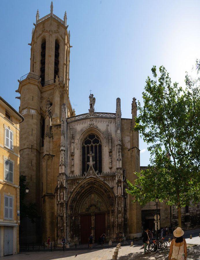 Catedral de Saint Sauver en Aix en Provence