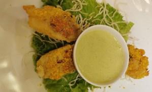 Restaurante vegetariano Nha Han Chay Aummee en Hanoi