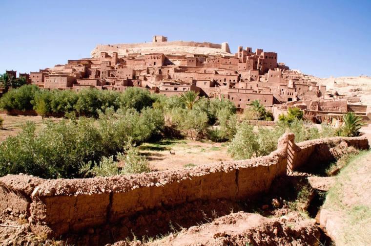 Ait Ben Haddou, el ksar más icónico de Marruecos