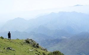 Ruta al Pico Pienzu en Asturias