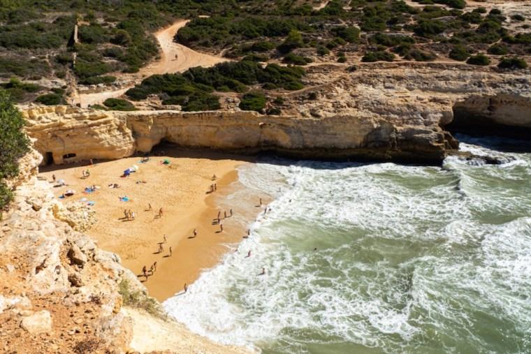 Playa do Carvalho