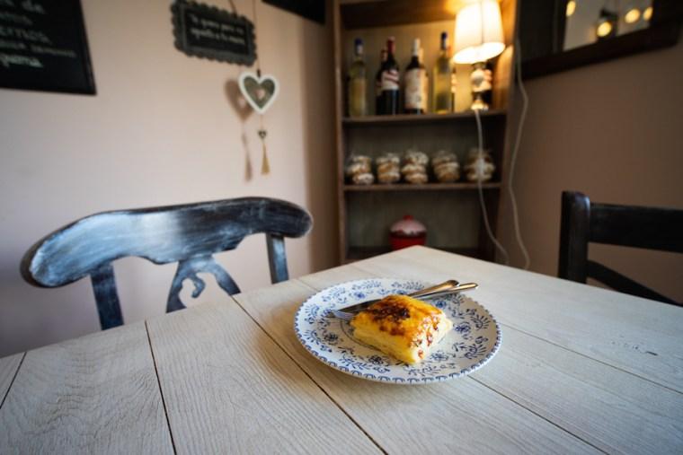 Monasterio, delicioso dulce típico en Rascafría
