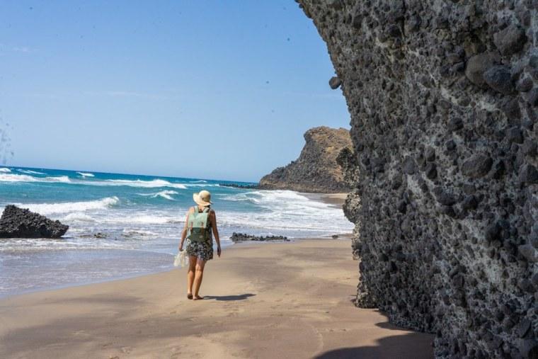 Ruta de las calas mágicas en Cabo de Gata, Almería