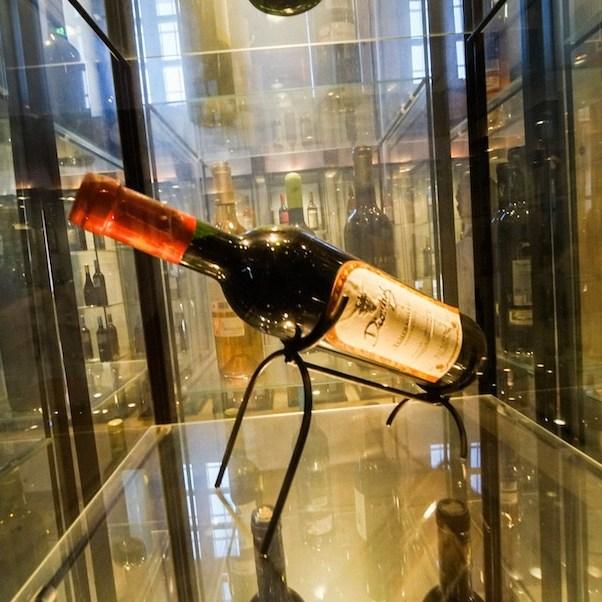 Enoteca en el Museo del Vino de Valdepeñas
