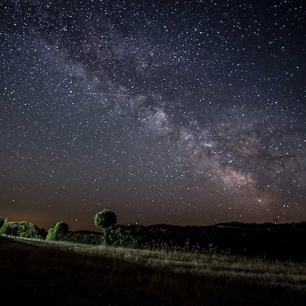 El Parque Nacional de Monfragüe es destino Starlight por la calidad de sus cielos