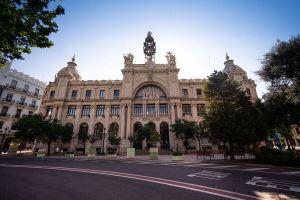 Palacio de correos y telégrafos de Valencia