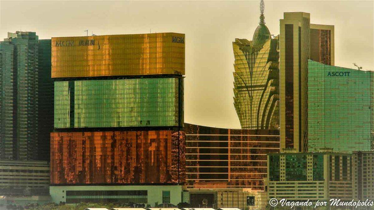 Un día en Macao.