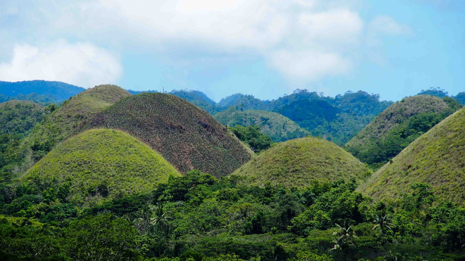 Chocolate-Hills