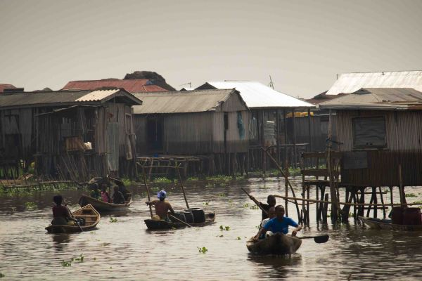 Ganvié la Venecia de África. Navegando por el Lago Nokue