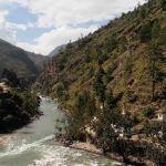 Carretera Paro Thimphu