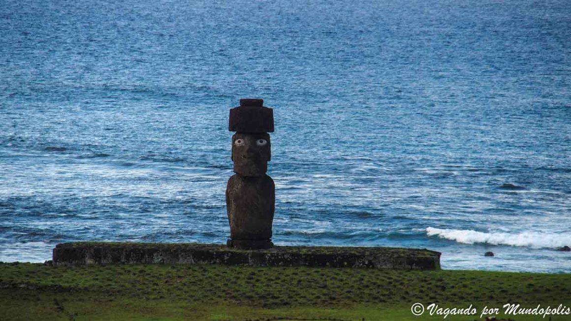 Moai Isla Pascua