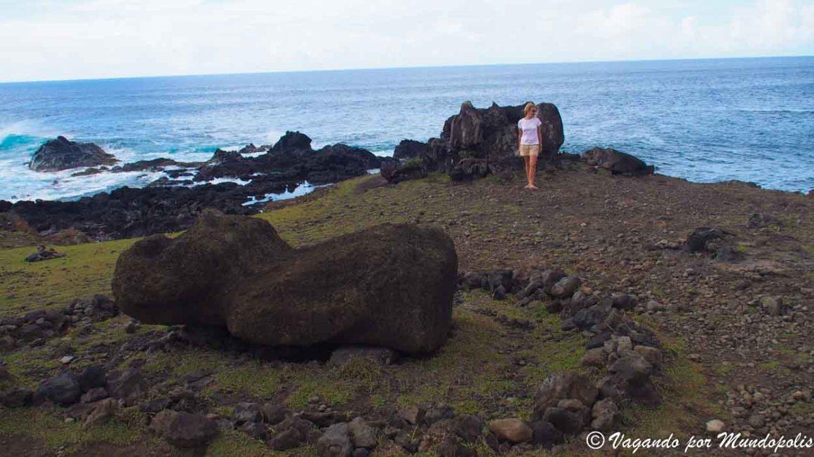 Akahanga-Isla de Pascua